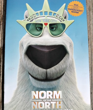 Check out the adventures of Norm of the North!!