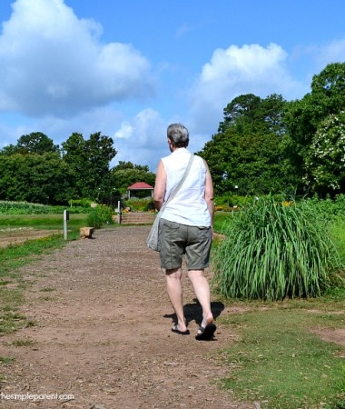 Osteo Bi-Flex EASE keeps my passion for walking on the right path!