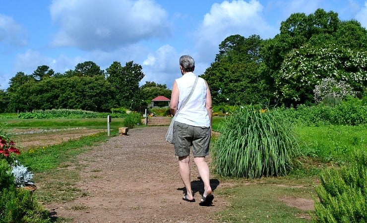 Osteo Bi-Flex EASE Into Walking as a Grandparent