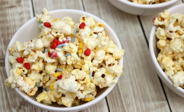 Easy Princess Party Popcorn Recipe to Make Together!