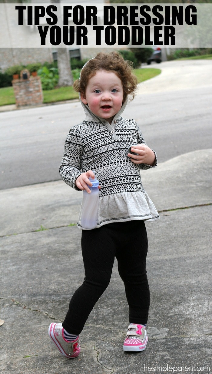 dress them for success toddler clothing tips