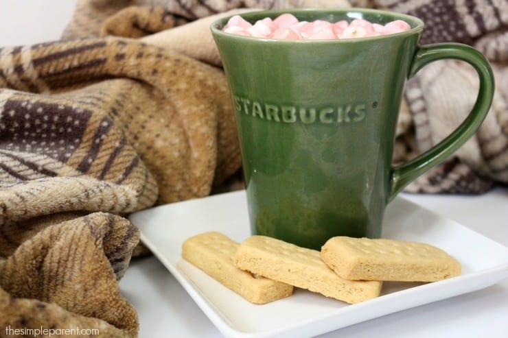 Check out some fun ways to get cozy with help from Starbucks Hot Cocoa K Cups!