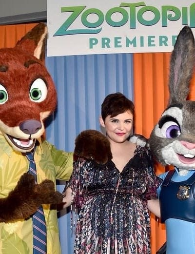 Learn more from Ginnifer Goodwin, the voice of Judy Hopps in Zootopia! Get a mom's perspective on the film!