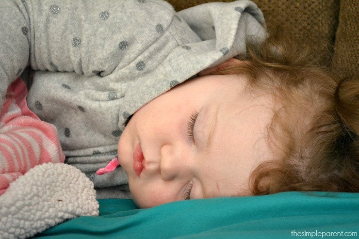 Build nap time independence with patience and these easy steps!
