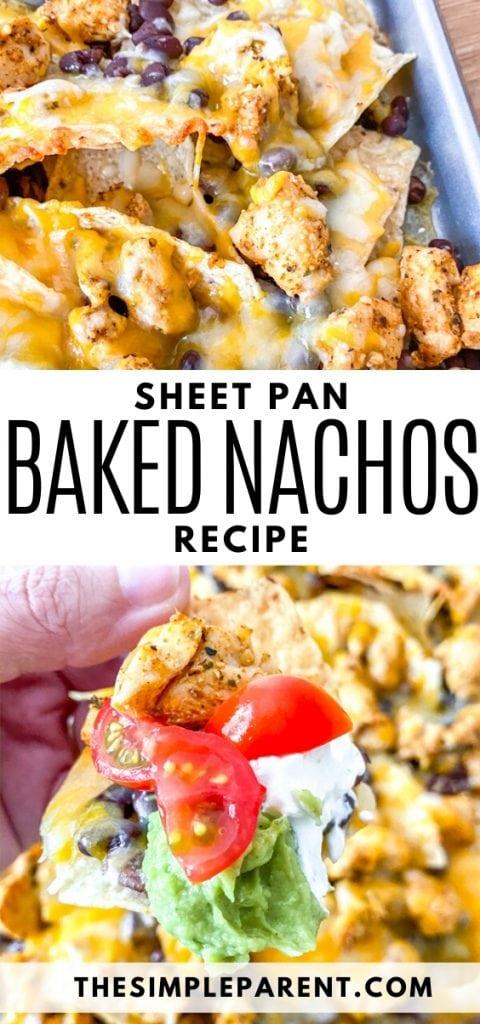 Sheet Pan Nachos Recipe
