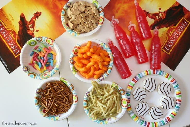 Easy Lion Guard Party Ideas For A Disney Playdate The