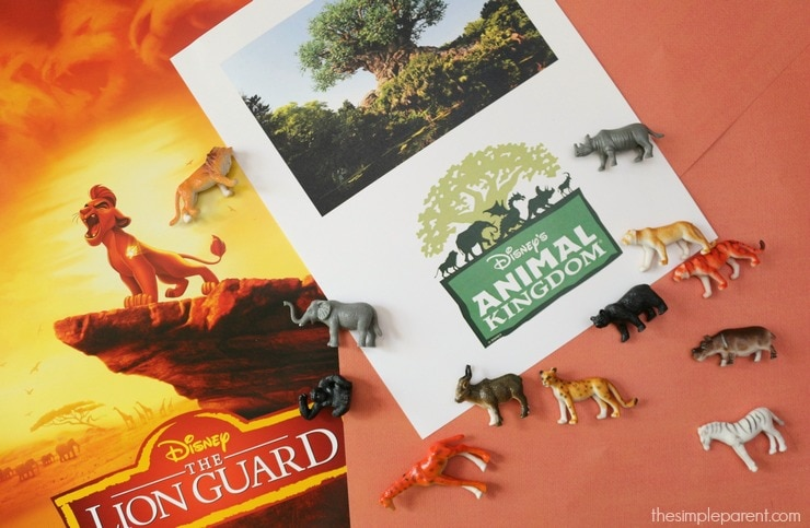 Have a fun Disney play date or party with these easy Lion Guard party ideas!
