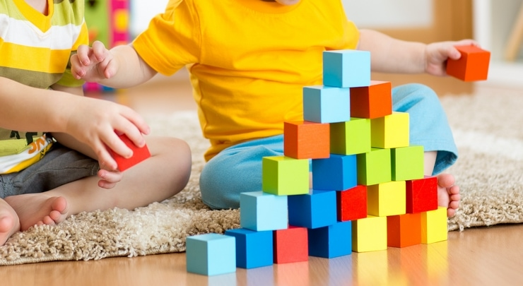 Organizing toys can be easy! Don't be afraid to think outside the box with these kids toy organization ideas!