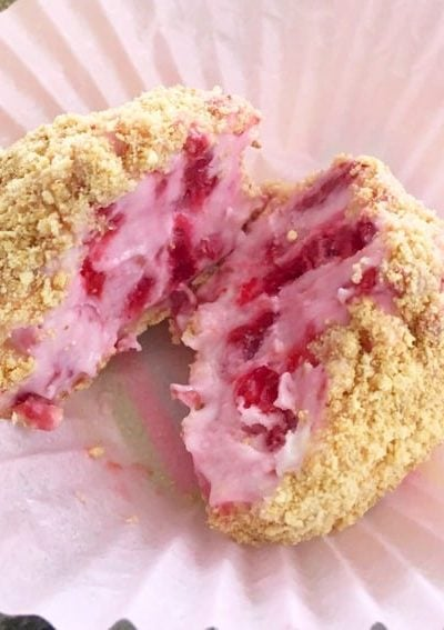 Easy Raspberry Cheesecake Bites You Have to Try!