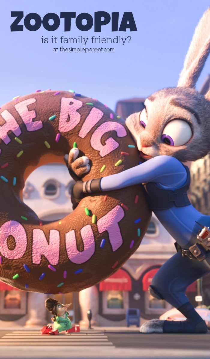 Is Zootopia Family Friendly The Simple Parent