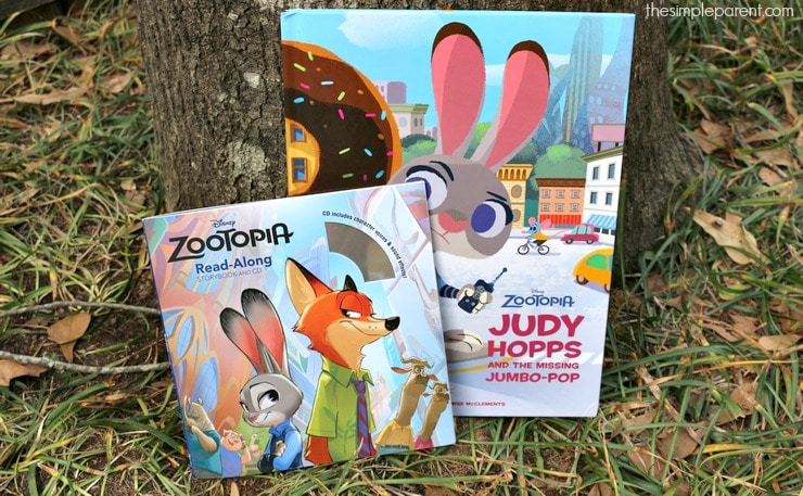Bring the wild home with Zootopia toys and books! There's something for kids of all ages!
