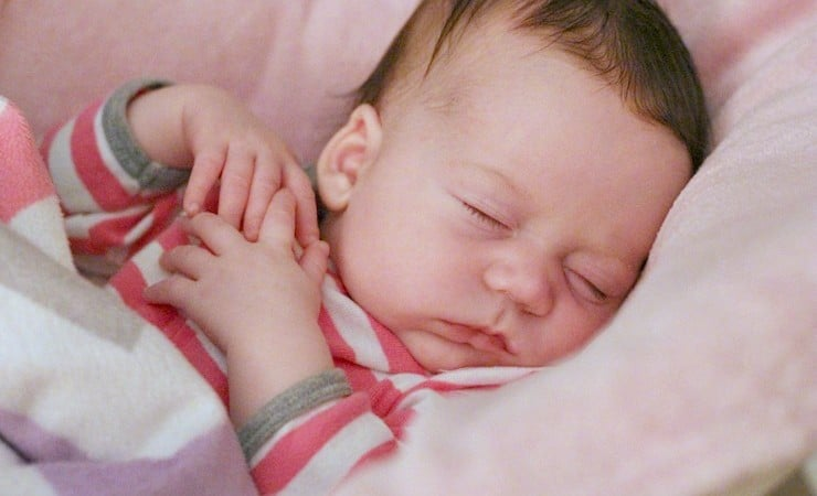 Your Baby is Sleeping – Now What?