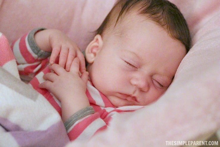 Your baby is sleeping! What do you do next? Try one of these options to care for yourself too!