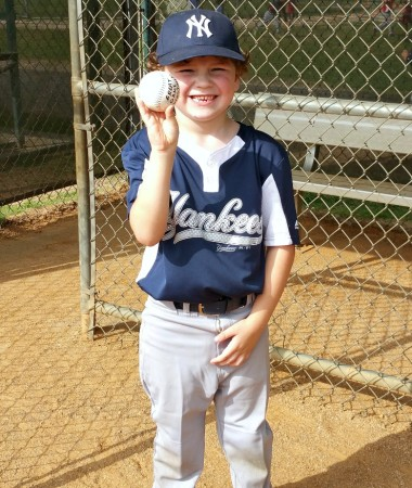 Check out my 3 easy tips to survive kids baseball!