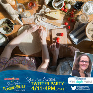 Join the #SeaThePossibilities Twitter Party on 4/11!