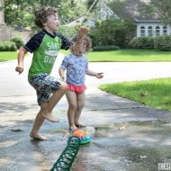 Easy Outdoor Superhero Activities for Kids