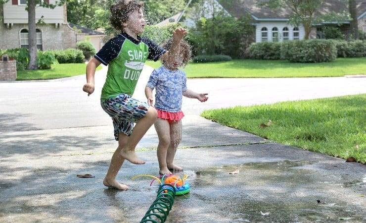 Easy Outdoor Superhero Activities for Kids