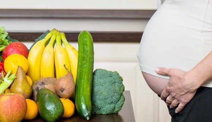 4 ways to make pregnancy nutrition easy • the simple parent
