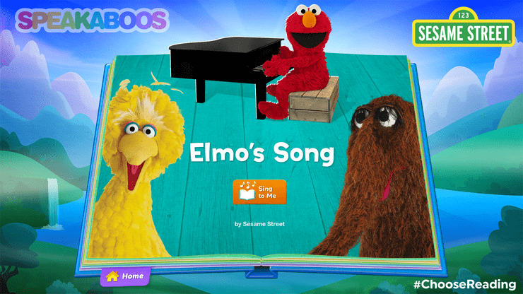 Get kids reading with Speakboos! Not just another app!