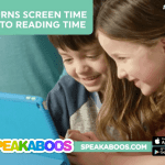 3 Reasons to Get Kids Reading with Speakaboos