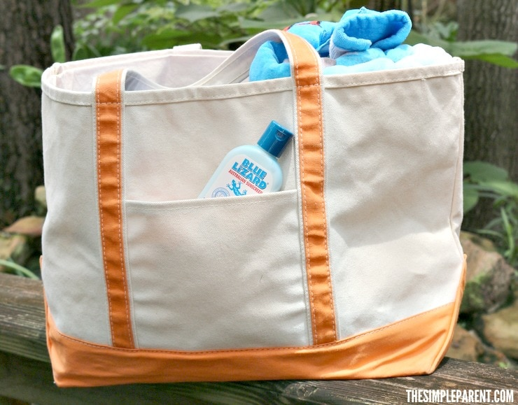 Make sure you have all your swim bag essentials for the pool and beach this summer!