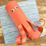 Finding Dory Hank the Octopus Craft