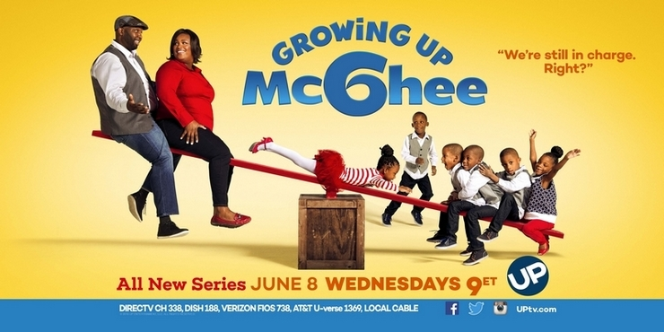 Catch Growing Up McGhee on UPtv!