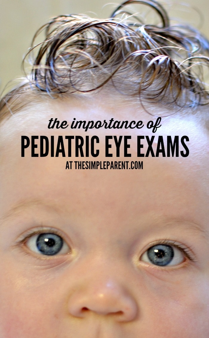 Do you know the importance of pediatric eye exams? Find out when your child should first have one and vision issues to look for!
