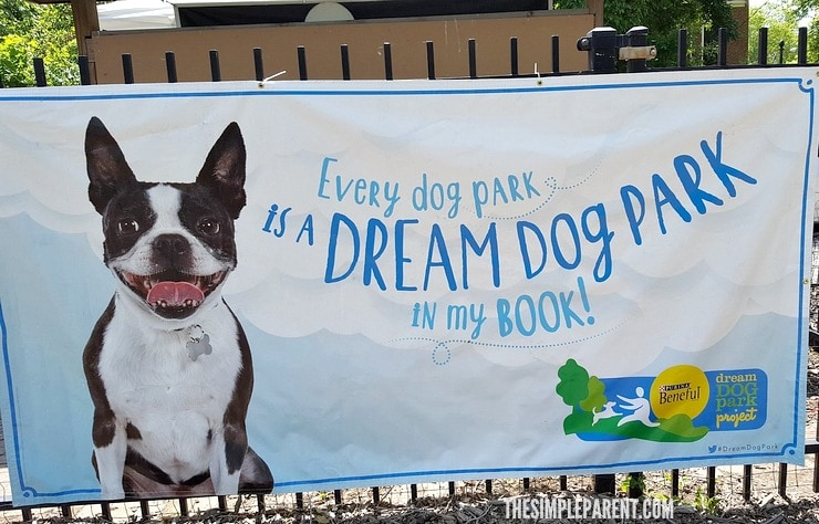 Check out what's going on behind the scenes at Beneful & the Dream Dog Park Project!