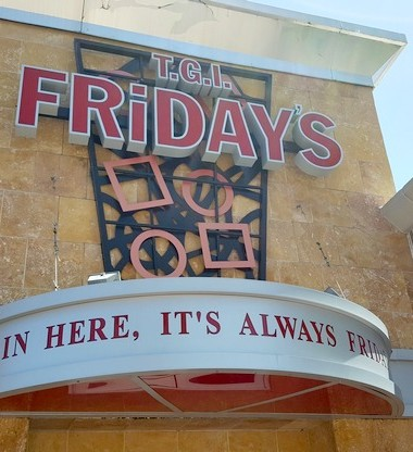 The new TGI Fridays Brunch Menu adds some fun variety and flavor to their offerings!