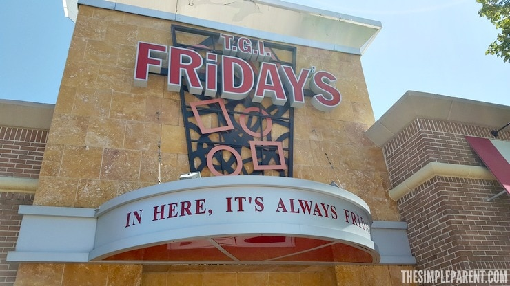TGI Fridays Brunch Makes the Weekend Tasty