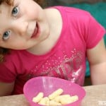 Toddler Snacks Made Easy with Lil' Beanies