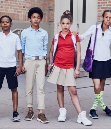 Check out how Under Armour school uniforms will make back to school easier this year!