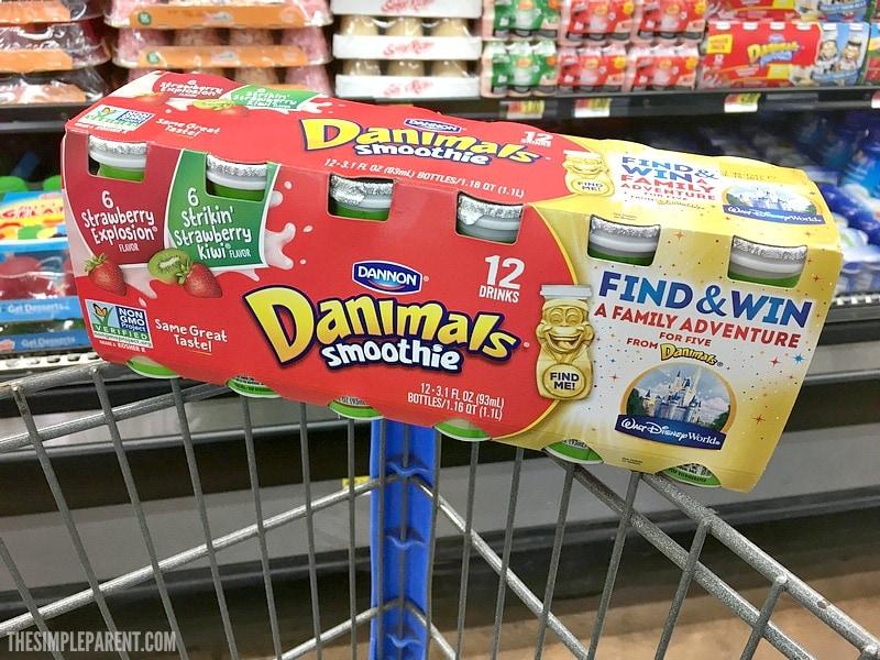 Plan some easy superhero activities then snack on Danimals with your kids!