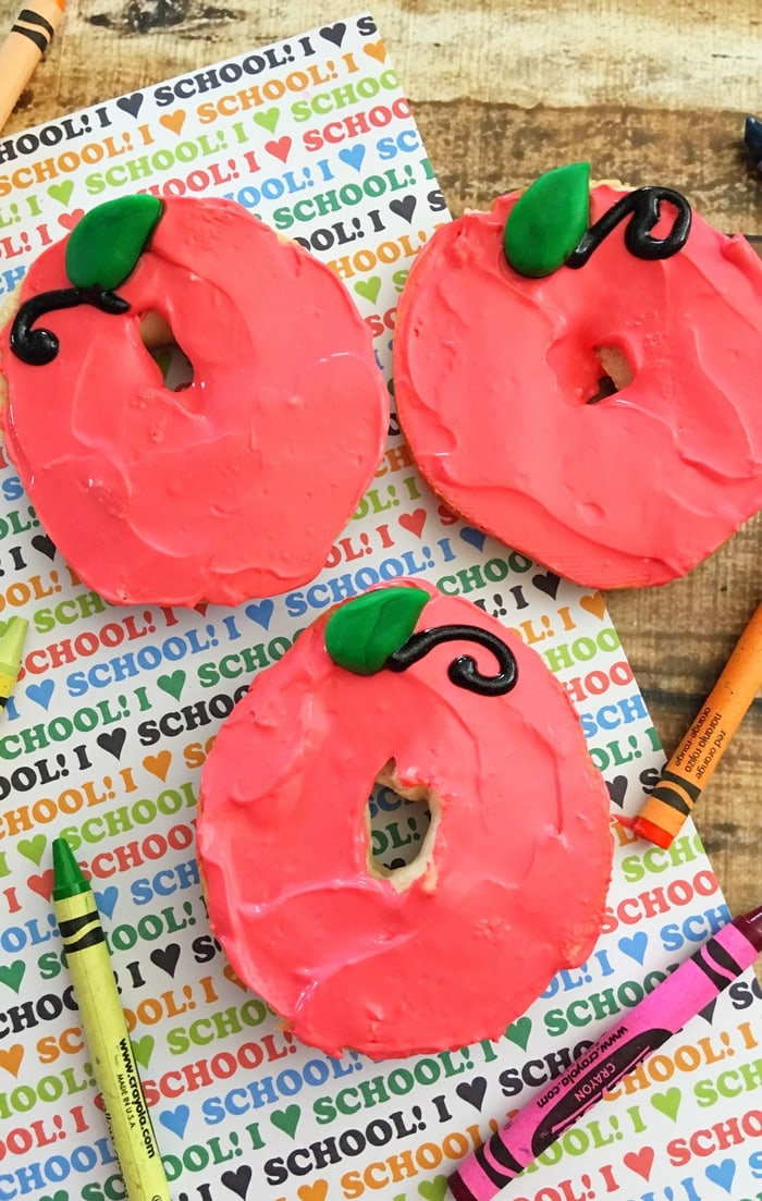 Make Back to School breakfast fun with this easy and fun idea!