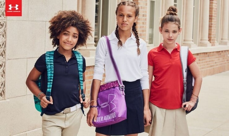 a school uniform makes it easier Visit french toast to purchase affordable and high quality school uniforms for girls earn 5% for your school french toast makes school fundraising hassle-free.