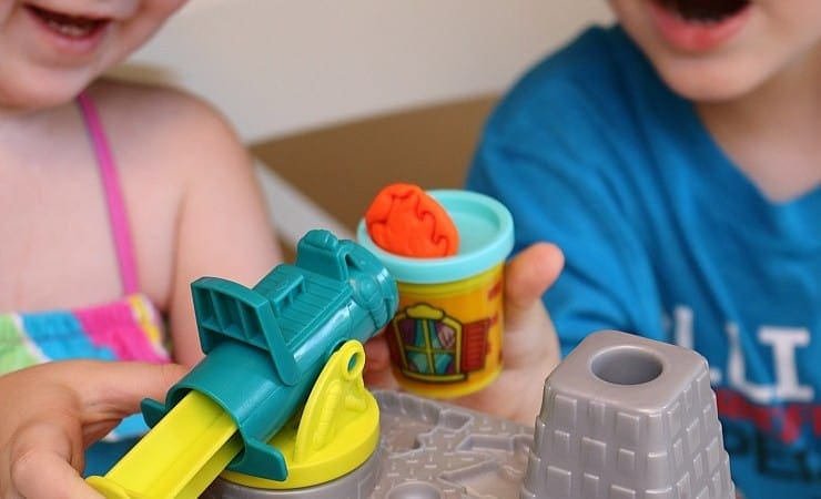 Celebrate World PLAY-DOH Day with Your Kids!