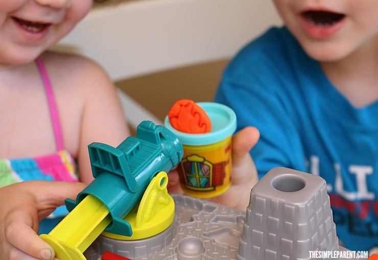 60 Years of PLAY-DOH modeling compound fun! Celebrate World PLAY-DOH Day this September!