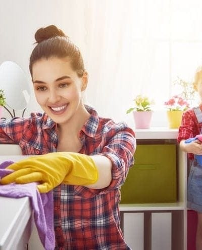 If you're struggling with back to school cleaning tips and getting back into a routine, find your personality type and get more ideas!