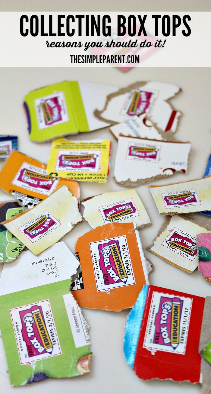 See what collecting Box Tops for Education Makes a Difference!