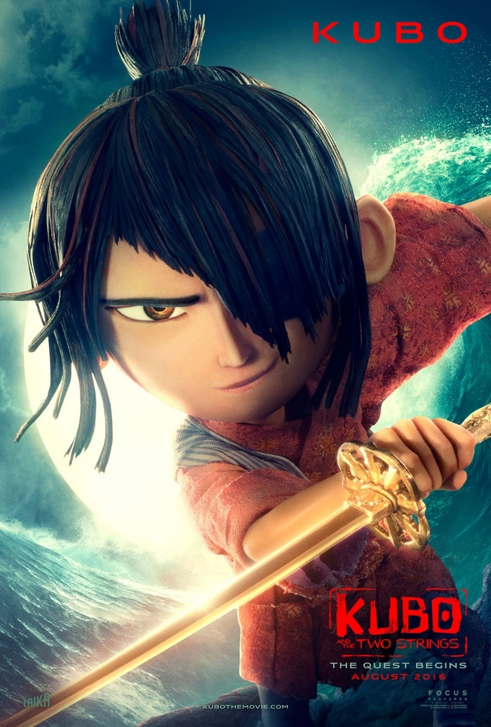 Check out our Kubo and the Two Strings movie review! Then see the movie! In theaters August 19th!