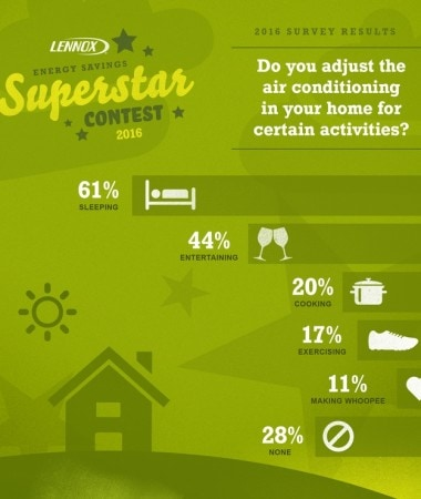Enter the Lennox Energy Savings Contest and Join the #EnergySavingsSuperstar Twitter Party!