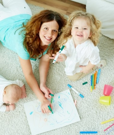 Check out these tips for finding the right babysitter for your kids!