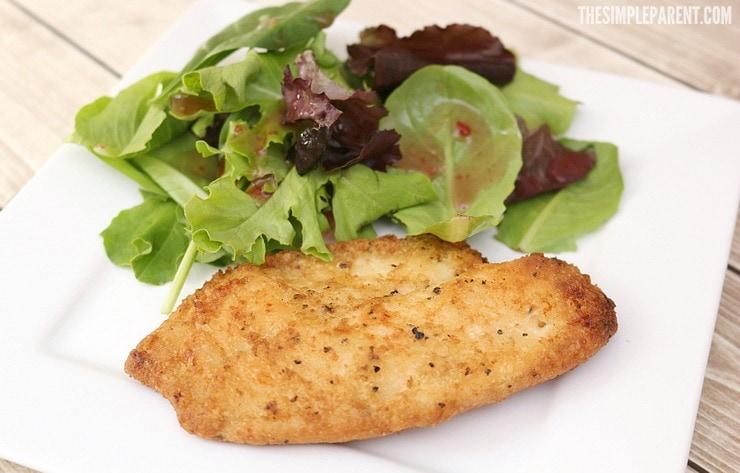 Make Baked Fish Sticks Macaroni Casserole for an easy family-friendly dinner!
