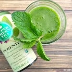 Relaxing Green Tea Smoothie Recipe