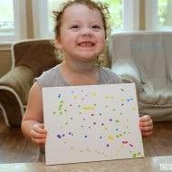 Preschool Art Activities with Creative Galaxy