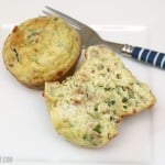 Scrambled Egg Muffins Recipe for Easy Breakfast