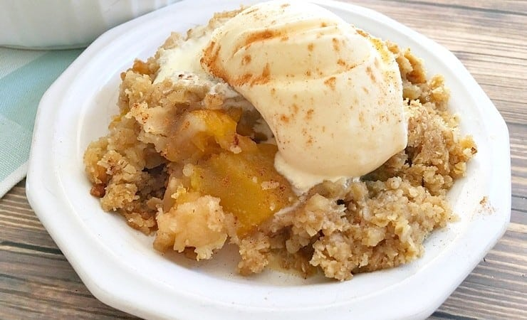 Easy Mango Cobbler Recipe