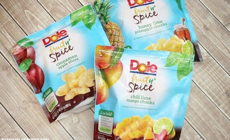 DOLE Fruit N' Spice Giveaway (10/12)