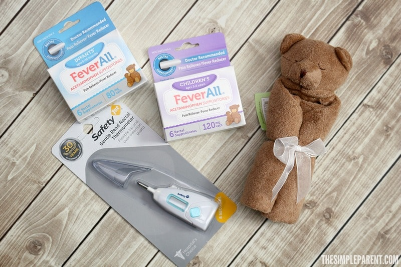 Handling fever in your kids during cold & flu season doesn't have to be challenging!